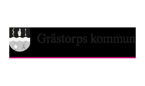 Logotyp Grästorps kommun