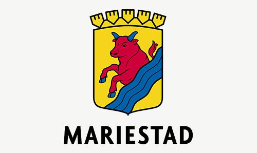 Logotyp Mariestads kommun