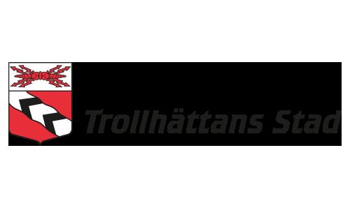 Logotyp Trollhättans Stad