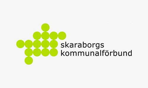 Logotyp Skaraborgs kommunalförbund