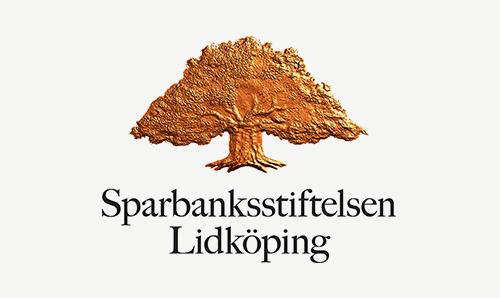 Logotyp Sparbanksstiftelsen Lidköping