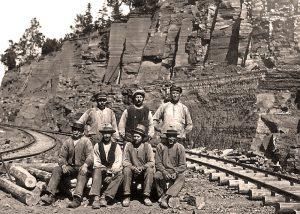 Cementas stenbrott Kinnekulle