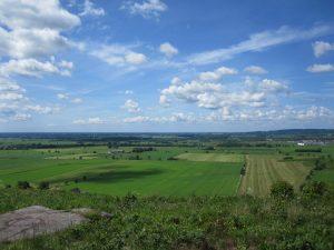 Utsikt från Ålleberg