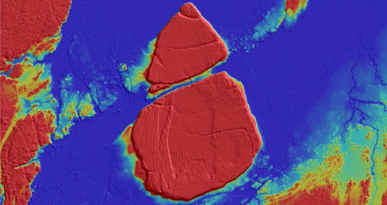 Föreläsning 20/3: Tvillingbergen – Två udda öar i landskapet
