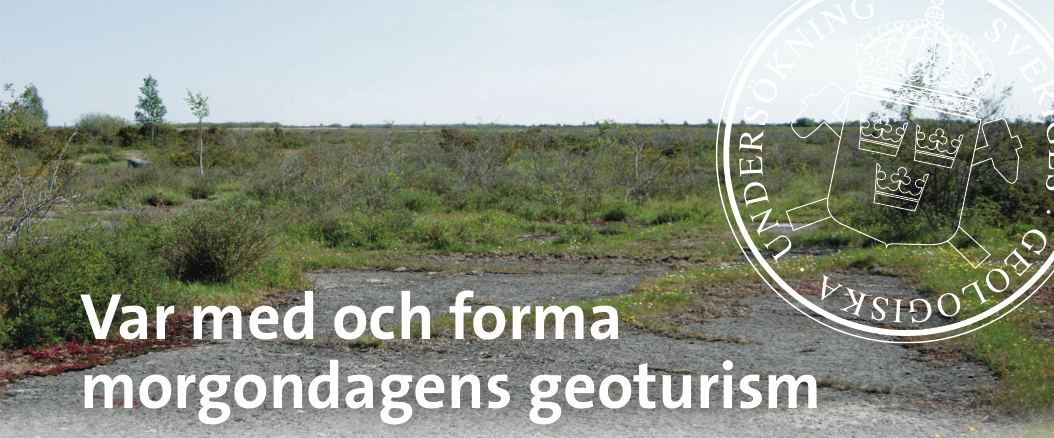 SGU anordnar workshop om geoturism
