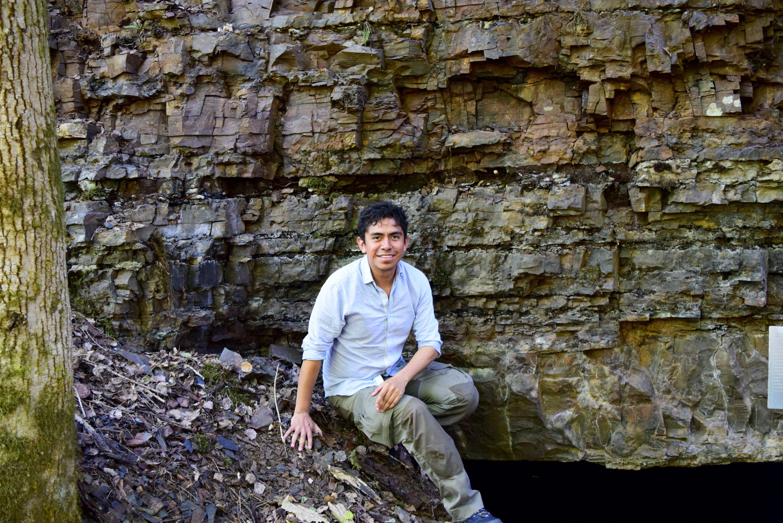 Hallå där Miguel Angel Cruz, geolog från Comarca Minera Geopark i Mexiko