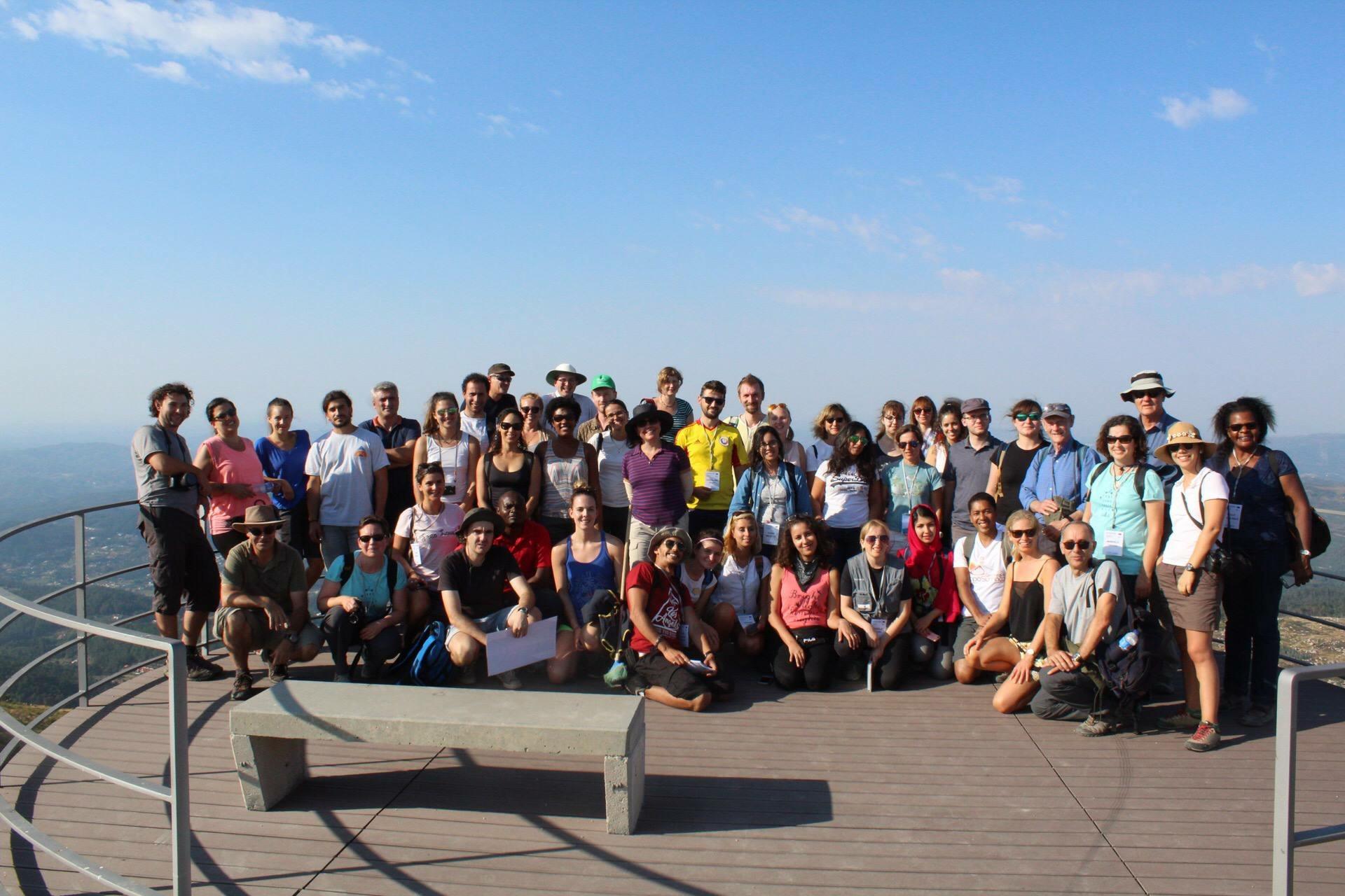 Kurs i Geoheritage Management i Braga, Portugal