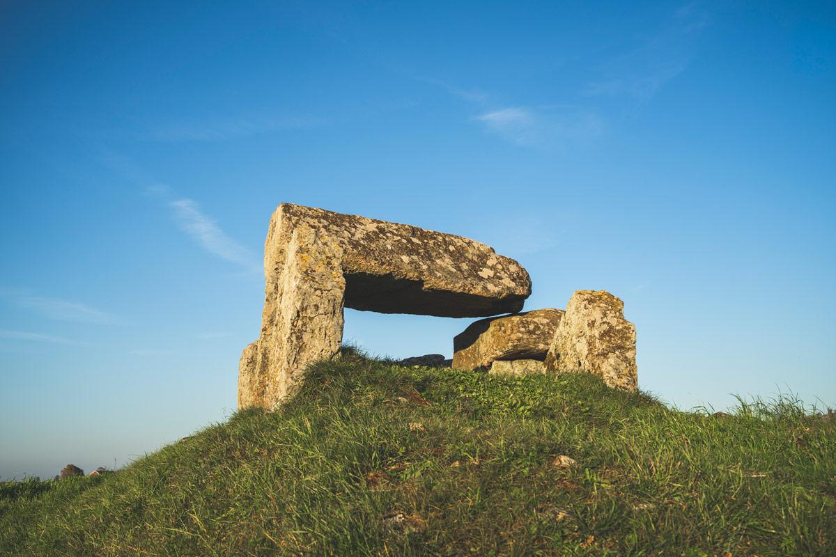 Luttra Gånggrift - Megalitgrav