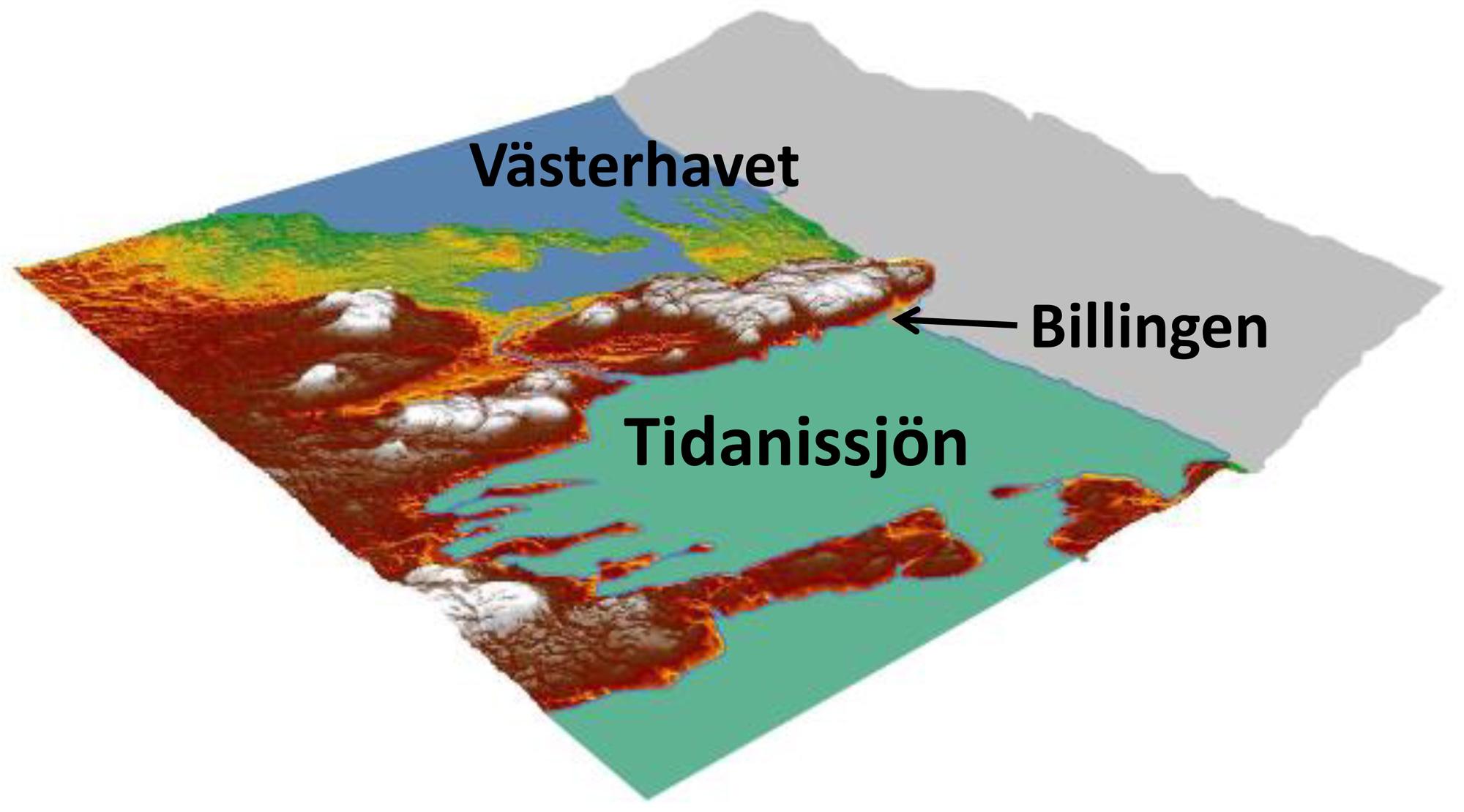 """Föredrag Cesarstugan: """"Haven vid Billingen"""""""