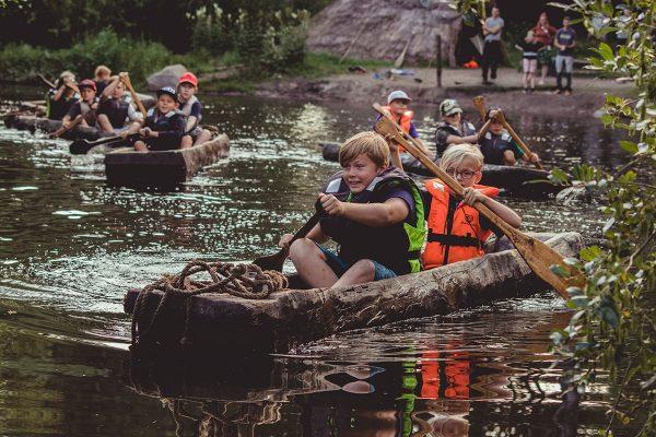 Det stora kanotracet