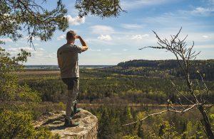15 unika berg i Västra Götaland