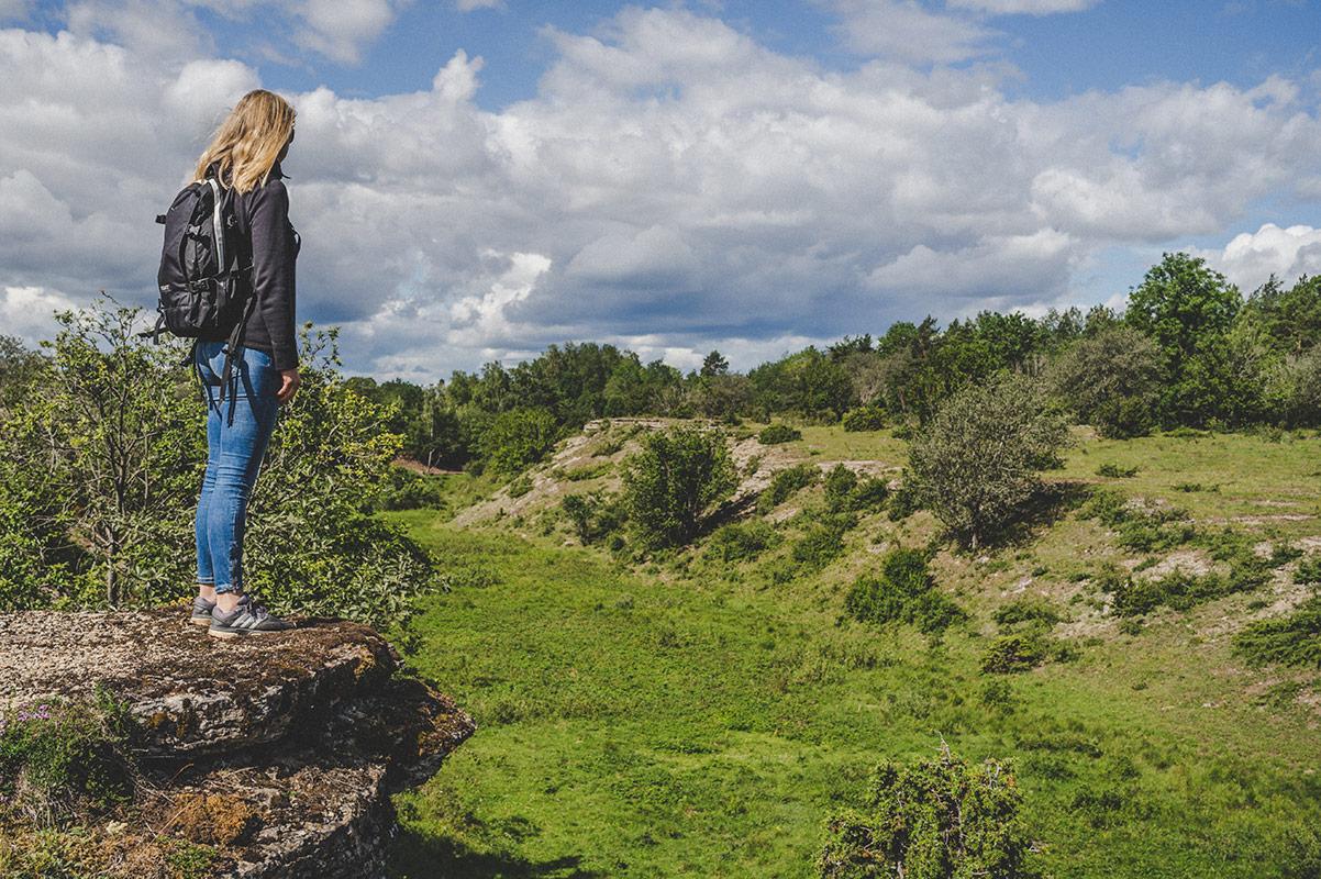 Platåbergens Geopark har beviljats medel från Tillväxtverket