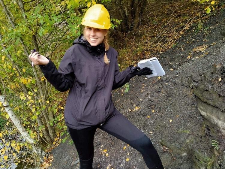 Praktik hos Platåbergens Geopark